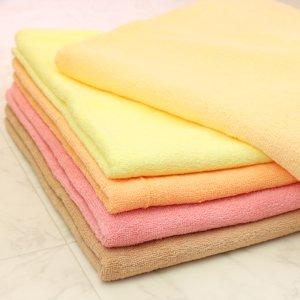 1000匁業務用淡色スレンカラーバスタオル