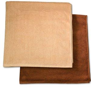 1800匁業務用スレンカラー大判バスタオル(モカ・ダークブラウン)90×180cm